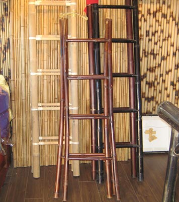 Bamboo Ladder Bamboo Rack Bamboo Shelve